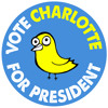 Vote for Charlotte Baker