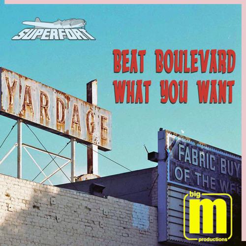 Beat Boulevard [BIGMD036]