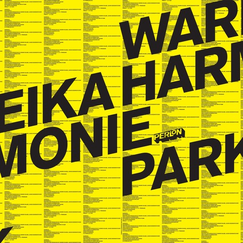 Wareika - Harmonie Park (Perlon)
