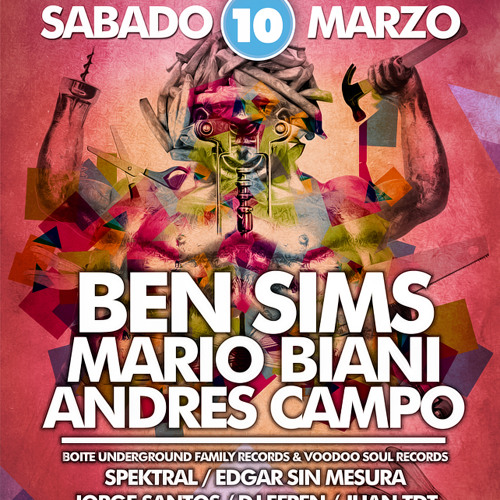 Andres Campo @ Florida135 10-03-2012 (Techno Set)
