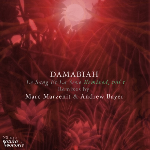 Damabiah - Au Paradis (Marc Marzenit Vintage Remix) - 192kbps