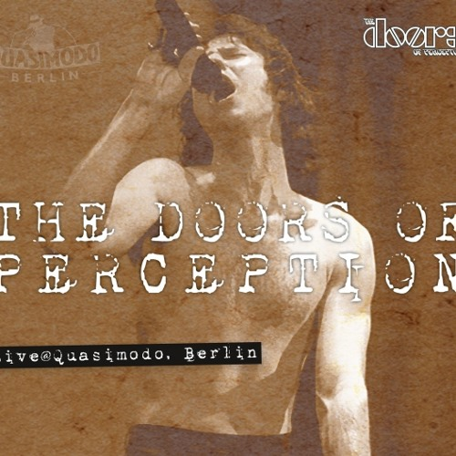 The Doors of Perception - Soul Kitchen (Live excerpt)