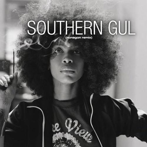 Erykah Badu - Southern Gul (Nonagon remix)