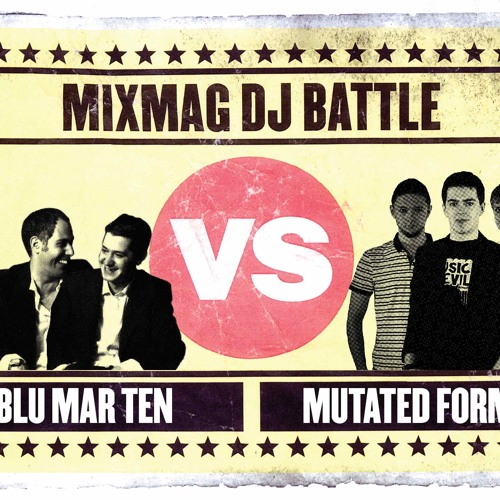 Mixmag DJ Battle: Blu Mar Ten Vs Mutated Forms