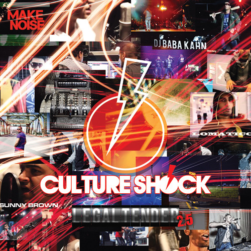 BEAUTIFUL - Culture Shock - Legaltender