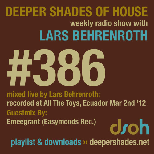 DSoH #386 1st hour