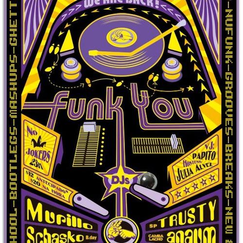 LIVE AT FUNK YOU @ CWB !!!