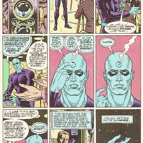 Comic Books (original demo)
