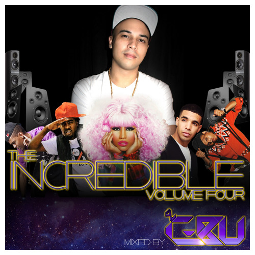 DJ C-Bu - THE INCREDIBLE Volume 4