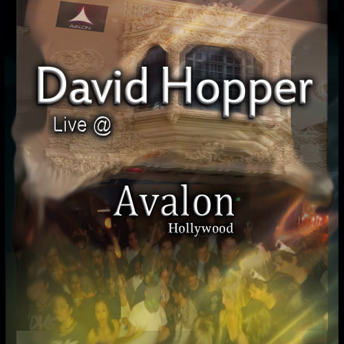 David Hopper live @ Avalon, Hollywood