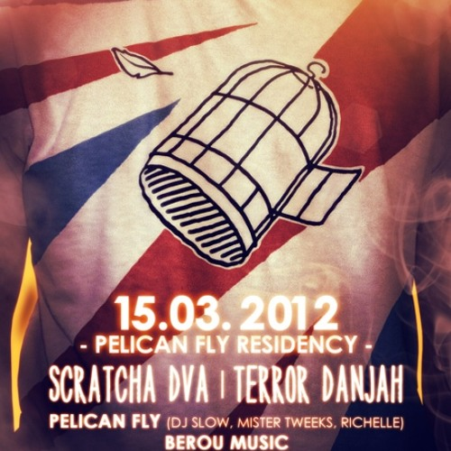 Terror Danjah - Pelican Fly Party #2 Promo Mix