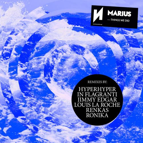 Marius - Come With Me (Louis La Roche Remix)