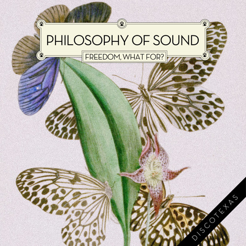 Philosophy Of Sound - Freedom, What For? (SINGLE)