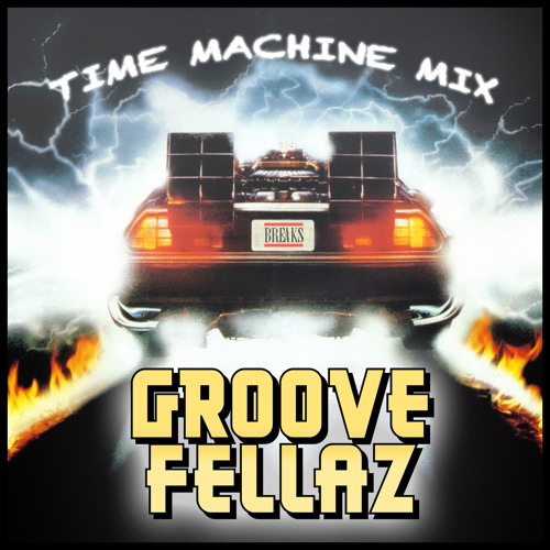 Time Machine (2011 Promo Mix)