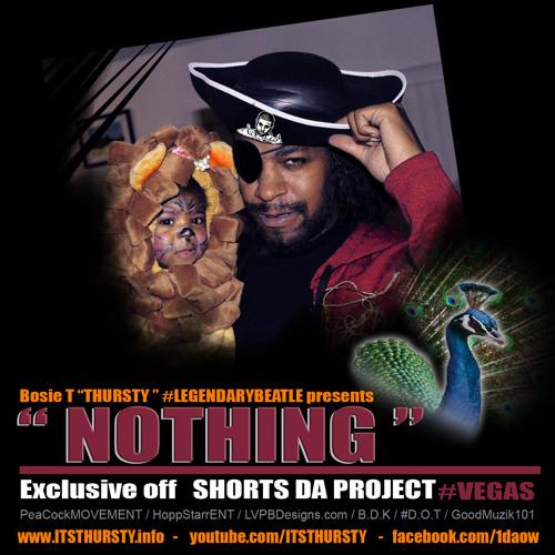 01 NOTHING - THURSTY