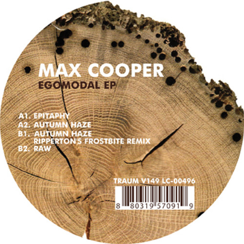 Max Cooper - Autumn Haze (Ripperton's frostbite remix) - Traum/Soundcloud edit