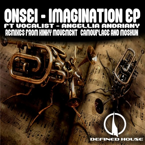Onsei - Imagination ft Angellia Andriany