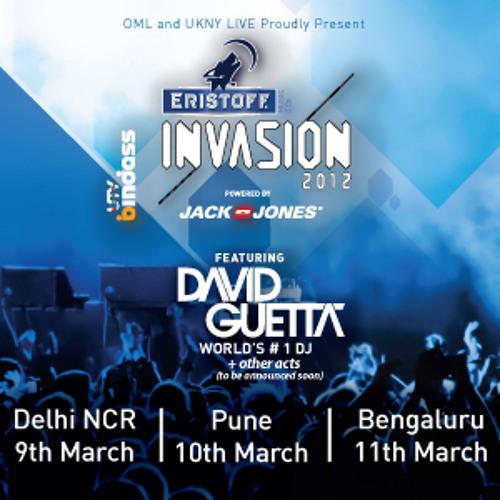 Anish Sood - Eristoff Invasion Festival 2012 - Bangalore