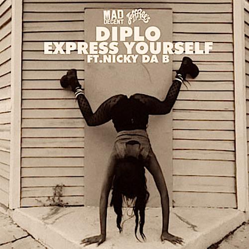 Diplo ft. Nicky Da B- Express Yourself (BERT ON BEATS bootyleg remix)