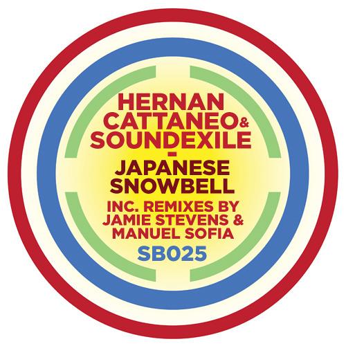 SB025 | Hernan Cattaneo & Soundexile 'Japanese Snowbell' (Jamie Stevens remix)