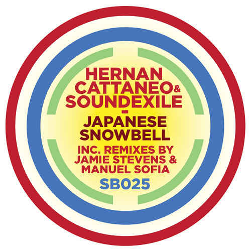 SB025 | Hernan Cattaneo & Soundexile 'Japanese Snowbell' (Original mix)