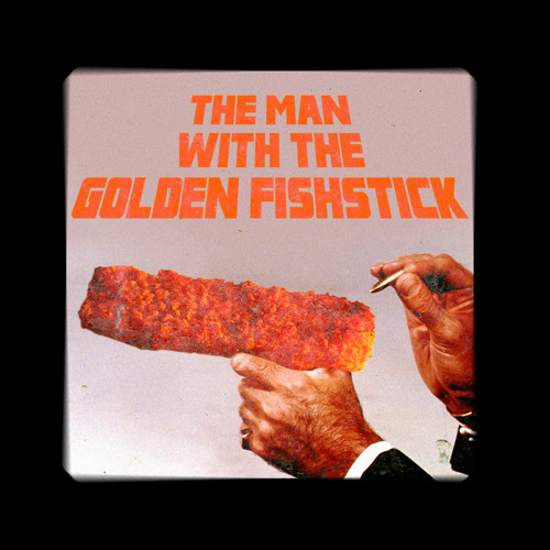 THE MAN WITH THE GOLDEN FISH-STICK - NO BEAT BUT THE THING - Extract