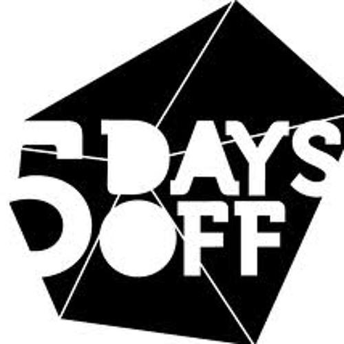 Cinnaman at 5 Days Off 2012