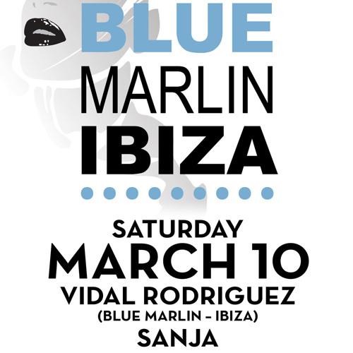 Sanja @ Blue Marlin Ibiza (ESP) 2012