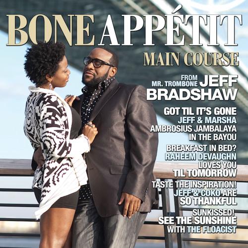 Jeff Bradshaw - Got Til It's Gone feat. Marsha Ambrosius & Twyse