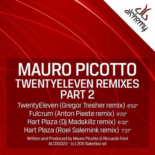 Mauro Picotto - TwentyEleven (Gregor Tresher Remix) [Alchemy]