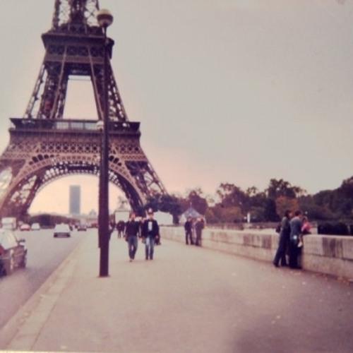 Scriz - April In Paris