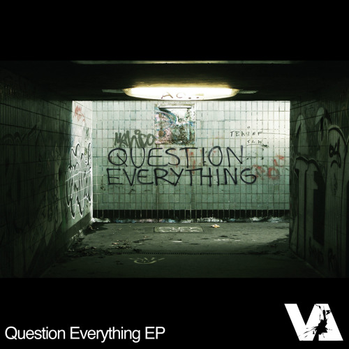 VA002 - 04 - Snep Feat. Jett - Come Closer (Question Everything EP - Out 30/4/12)