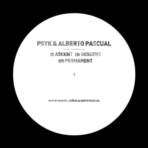DCLTD04B2 - Psyk   & Alberto Pascual - Permanent