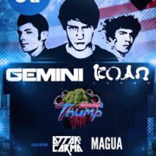 UKF DUBSTEP Presents: KOAN Sound & Gemini @ Thump / Circus Columbus, OH (Set_Pre_Listen Free DL)