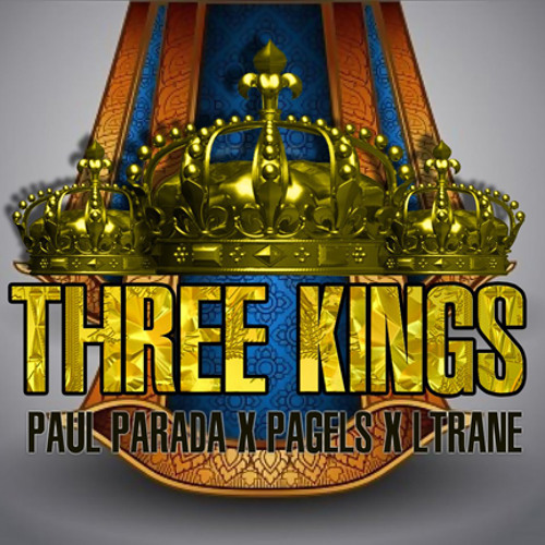 3 KINGS Featuring Pagels and LTrane