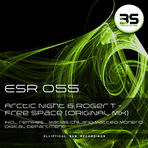 Arctic Night & Roger T - Free Space (Matteo Monero Remix) - Elliptical Sun