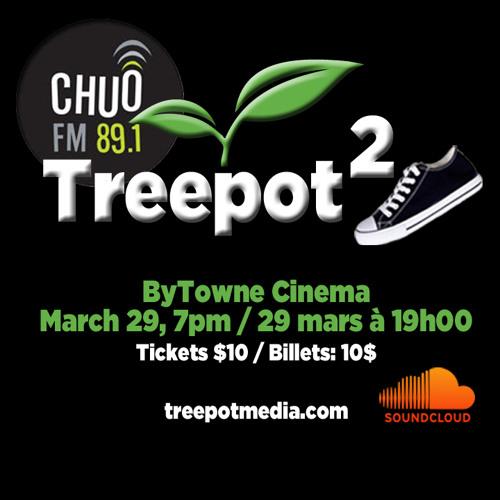Treepot2 - CHUO - March 15, 2012 - Jith Paul, Derek Price interviewed by John Sekerka