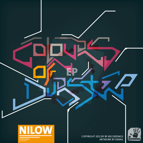 Nilow - Colours of Dubstep EP - OUT NOW