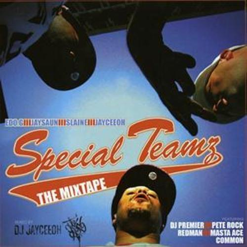 Special Teamz-Get Ready