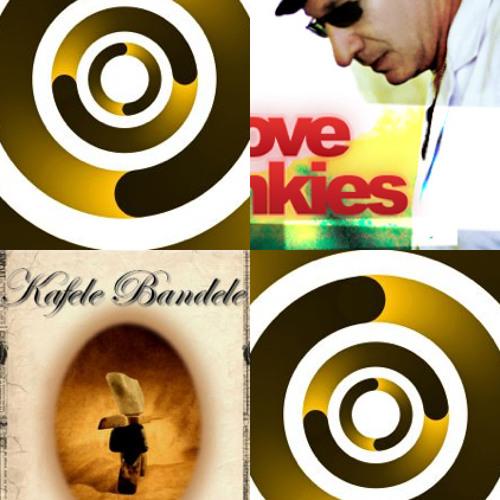 "Dj Abdul S., Groove Junkies (""UNIFIED"" Drums & ""LIFE IS"" Speach), Kafele Bandele - STONE CRAZY"