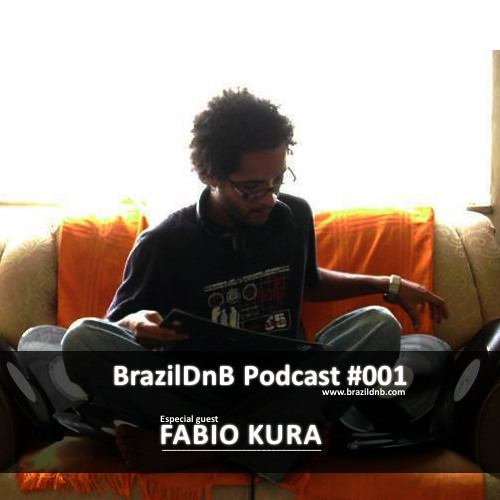 BRAZILDNB PODCAST 001 by Fabio Kura