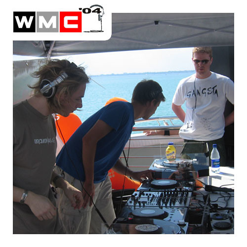 Luke Fair & James Zabiela - Delta Heavy Boat Party - WMC 2004