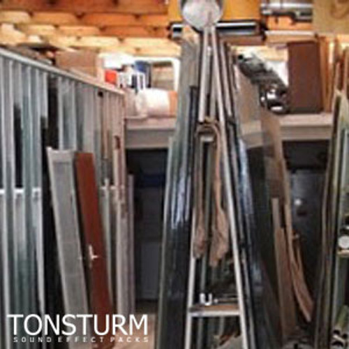 TONSTURM BREAKING GLASS STUDIO