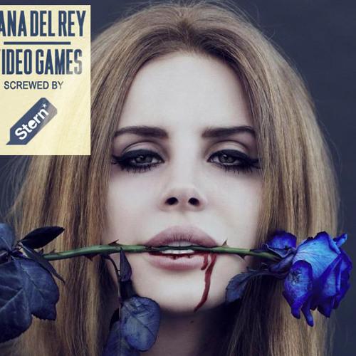 Lana del Rey - Video Games (screwed by Stern*)