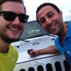 Jeep Wrangler w/ @soroshtavakoli at Maritza's Car Rental