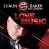 Shaun Baker feat. Carlprit - Love Music (Martin Silence Radio Edit)
