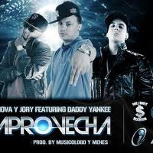 Nova Y Jory Ft Daddy Yankee - Aprovecha (Official Remix by DJ Wailer) (Www.FlowActivo.Com)