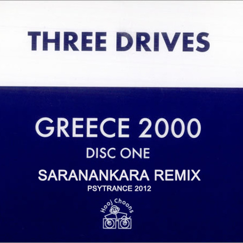 Saranankara - Greece 2000 (Psytrance Remix)