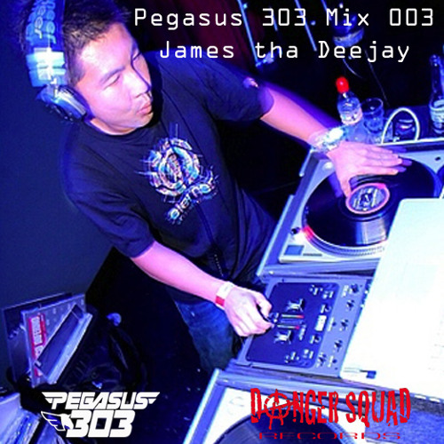 Pegasus 303 Mix 003 with James tha deejay