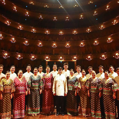 """Uruguay"" by The Philippine Madrigal Singers"